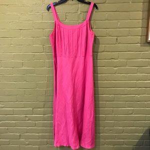 Pink Lennie for Nina Leonard Dress